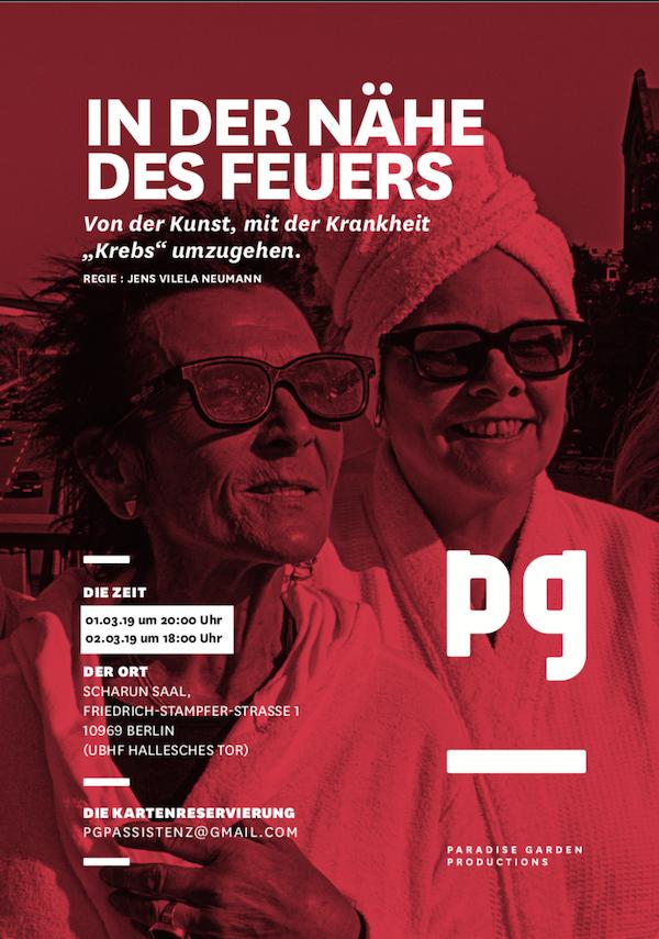 Flyerbild1 01&02.03.19 IN DER NÄHE DES FEUER
