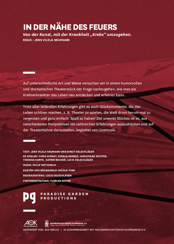 Flyerbild2 01&02.03.19 IN DER NÄHE DES FEUER